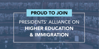 Logo- Presidents' Alliance on Higher Education and Immigration