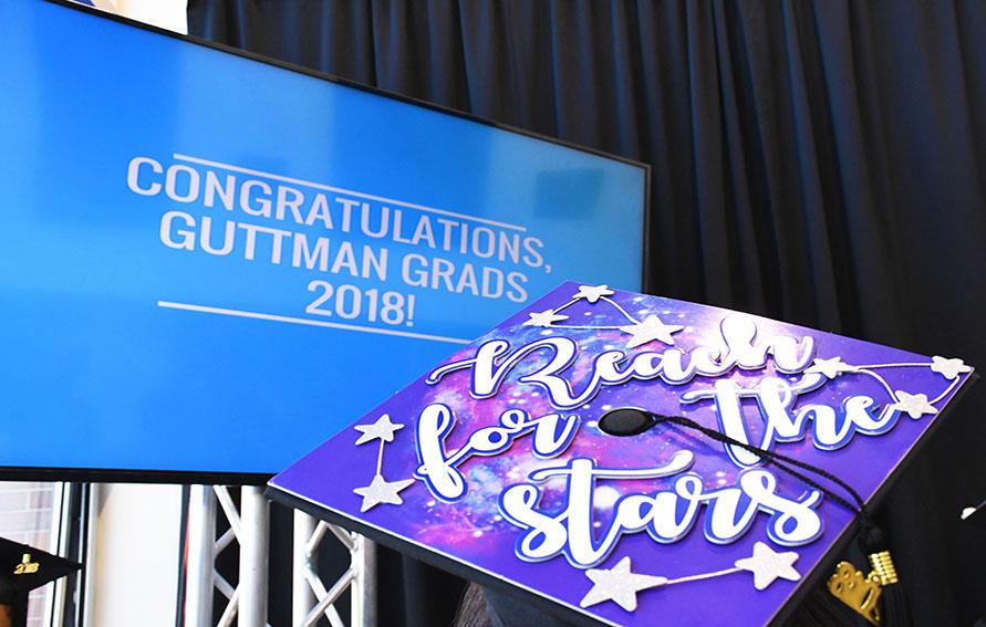 Guttman Graduation 2018