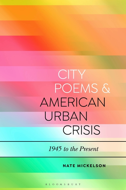 City Poems book cover