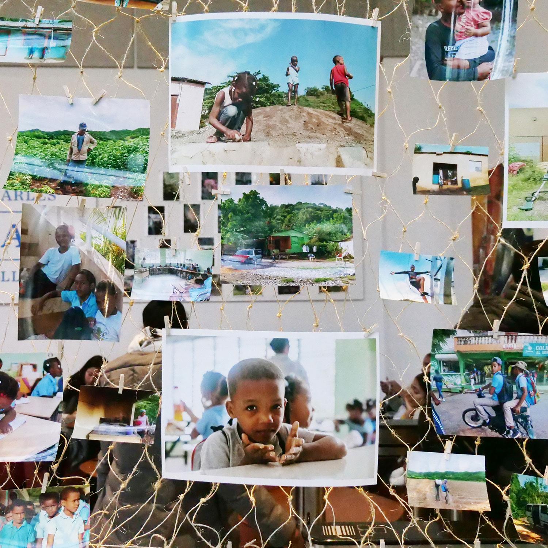 Harry's photos in the Atrium
