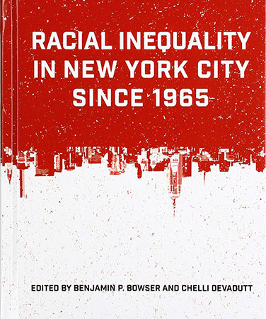 Racial Inequality in NYC since 1965 book cover