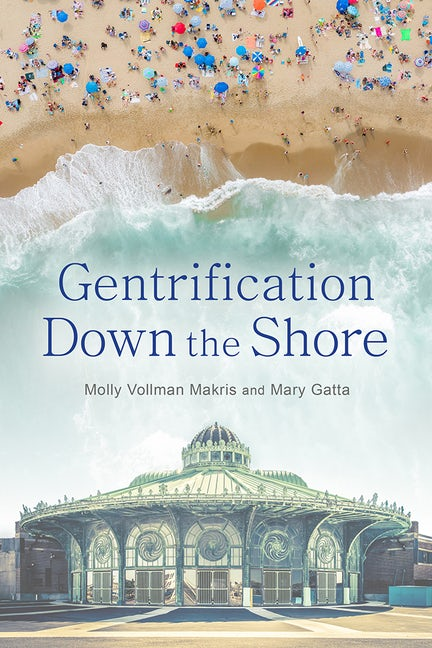 Gentrification Down the Shore book cover