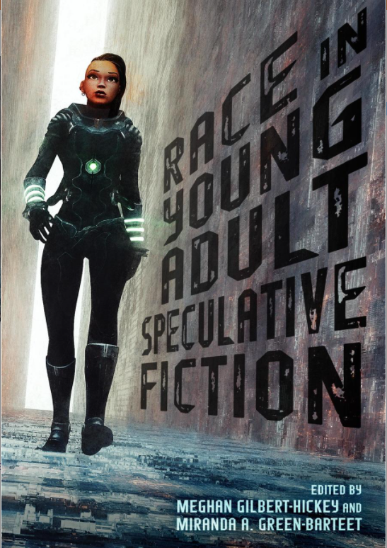Race in Young Speculative Fiction book cover