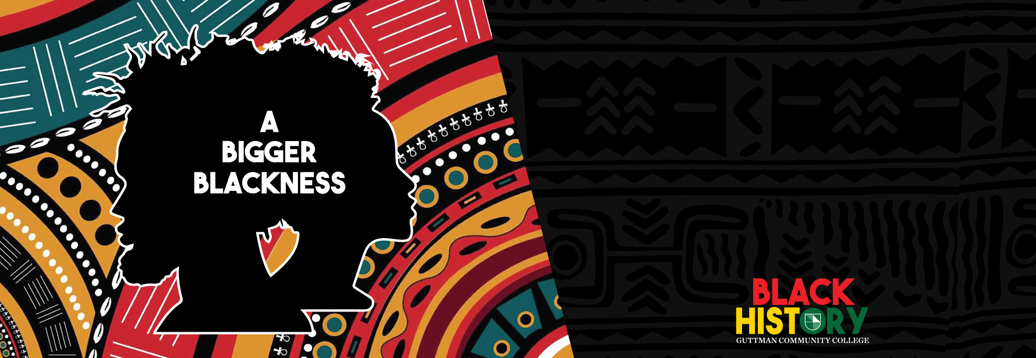 Black History Month theme: a Bigger Blackness