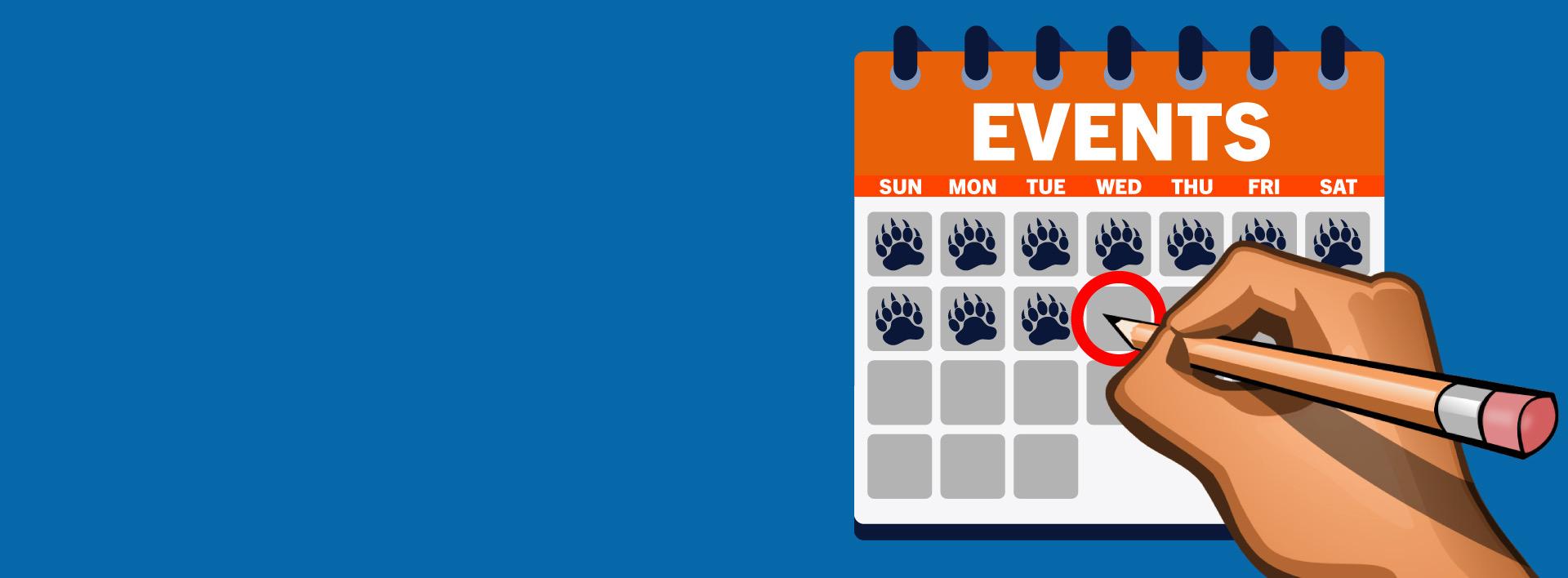 Guttman Events Calendar