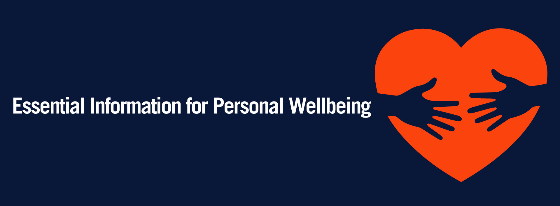 Essential Information for Personal Wellbeing