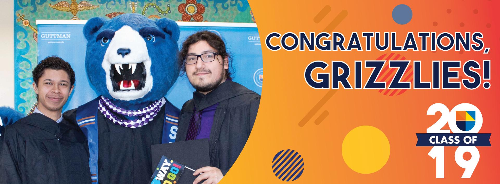 Congratulations, Grizzlies!