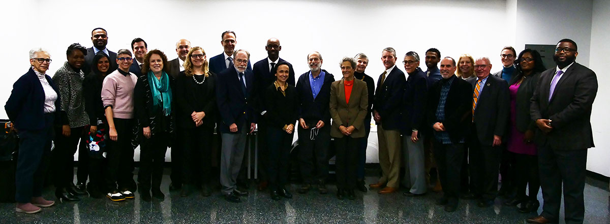 Advisory Council December 2018 group photo