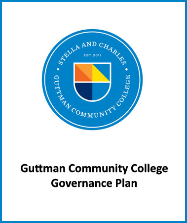 Governance Plan Cover