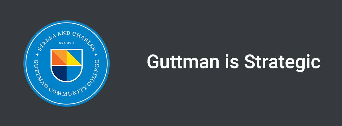 Guttman is strategic
