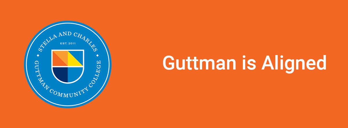 Guttman is aligned