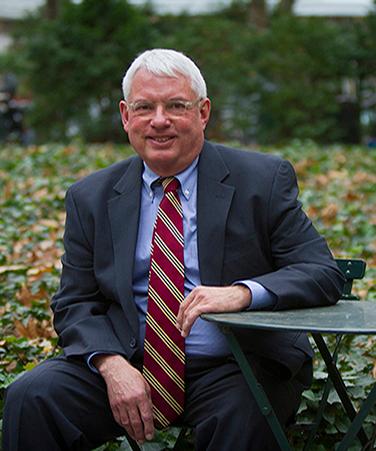 President Scott Evenbeck