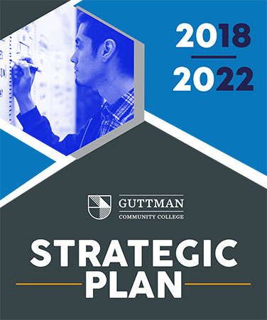 Strategic Plan 2018-2022 cover
