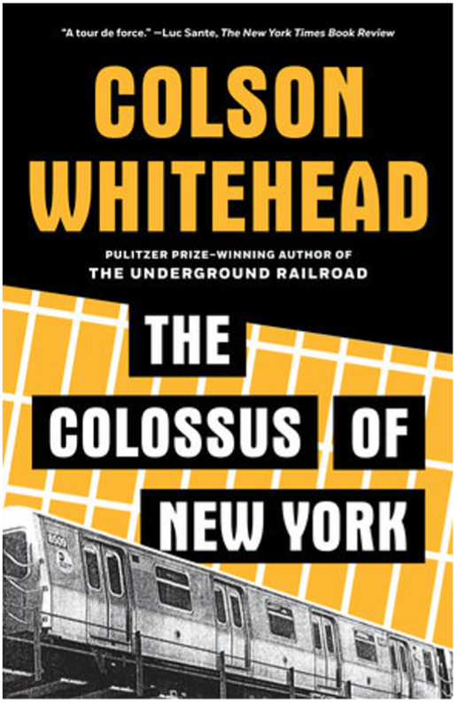 The Colossus of New York book cover