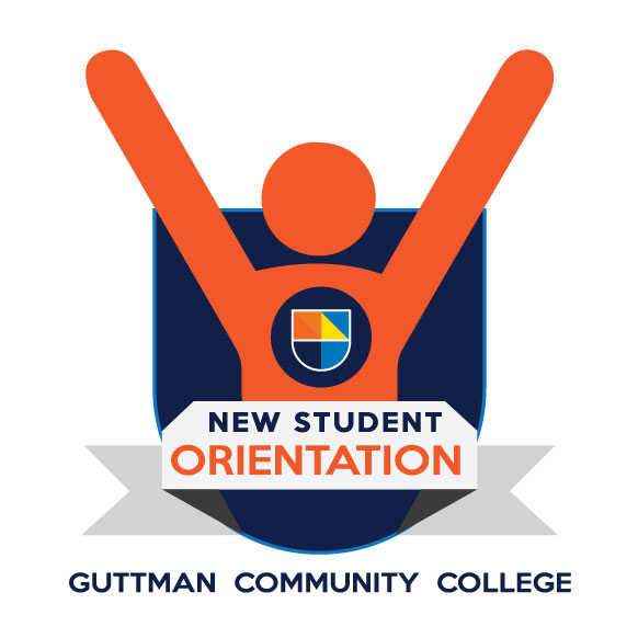 New Student Orientation at Guttman Community College