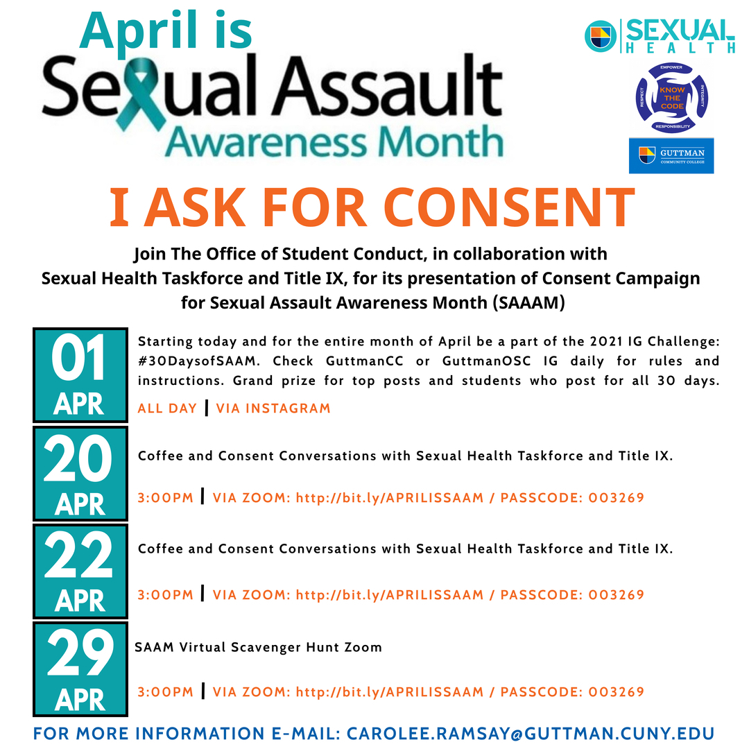 Conduct SAAM Flyer_April 2021