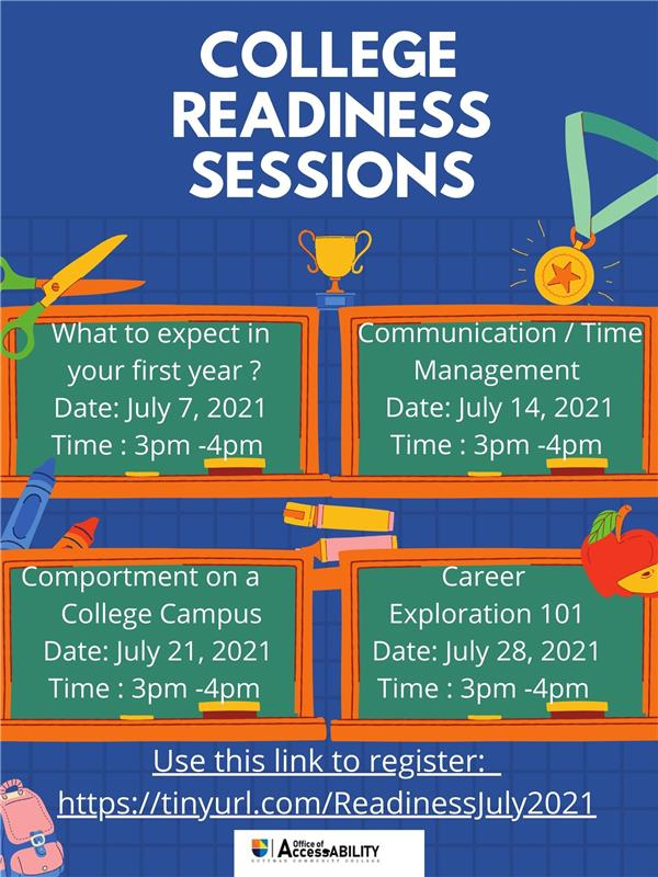 College Readiness_July