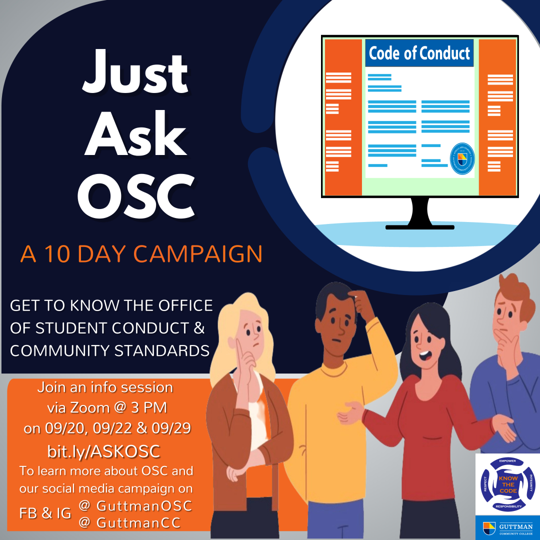 Just Ask OSC