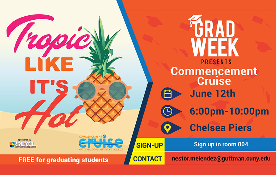 Grad Week Presents: Commencement Cruise 2019
