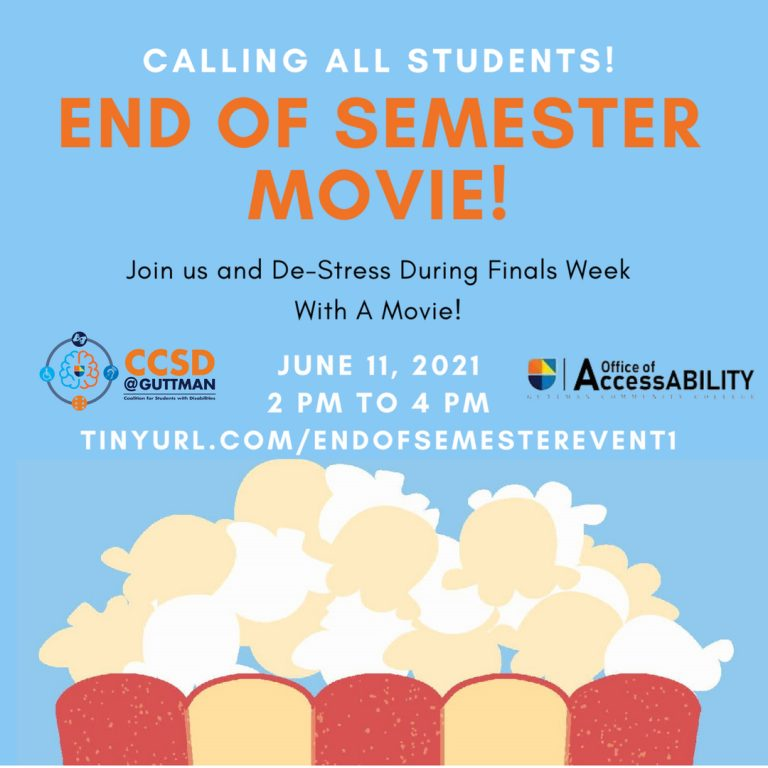 Accessability_End of Semester Movie_6.11.21