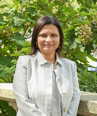 Nila Bhaumik