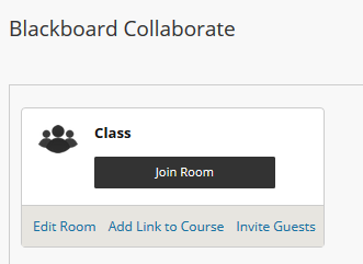 Join Room screen