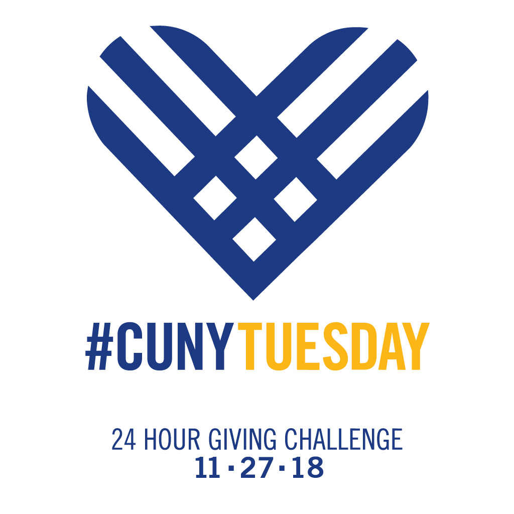 CUNY Tuesday 2018 logo
