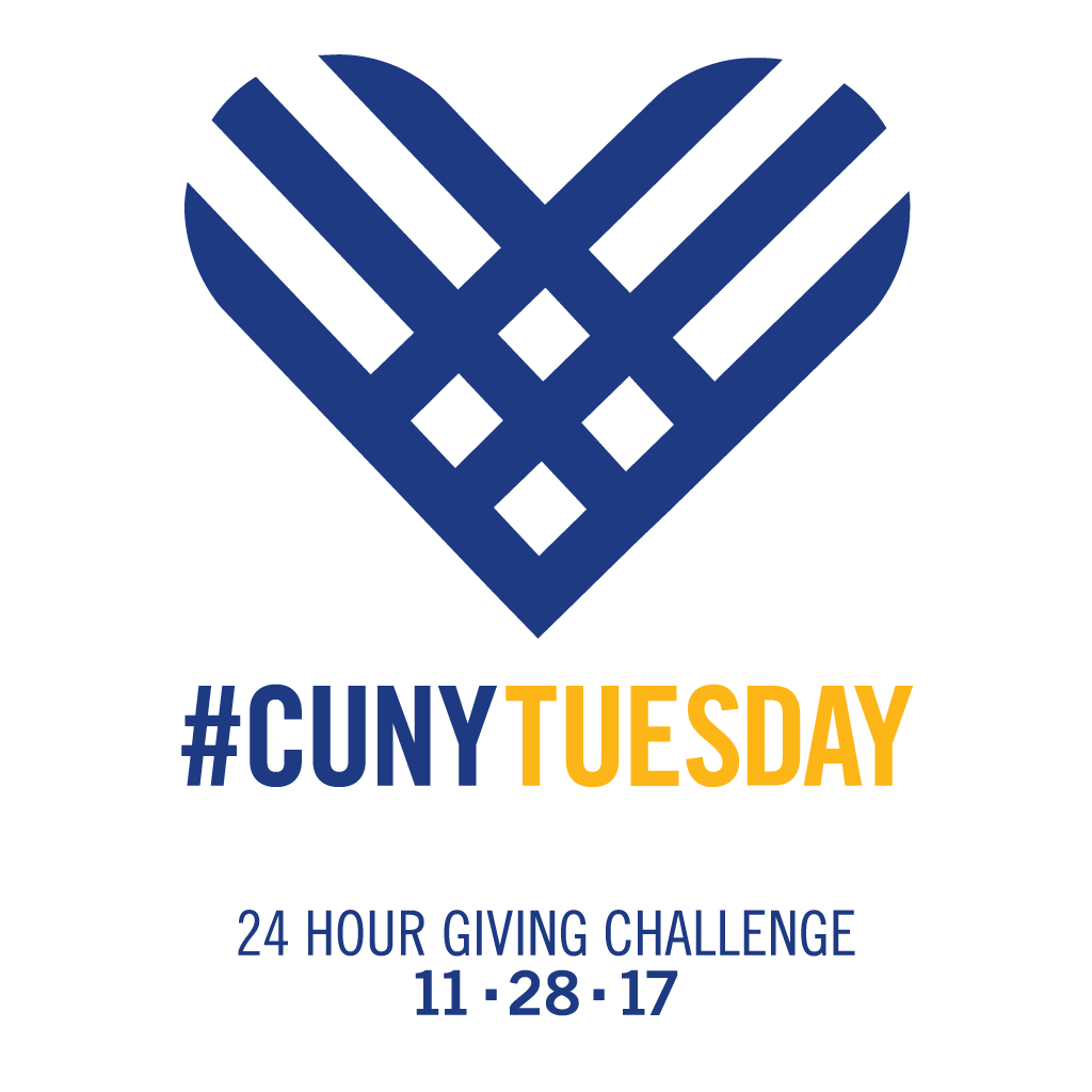 CUNY Tuesday logo