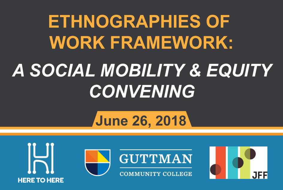 Ethnographies of Work Framework meeting