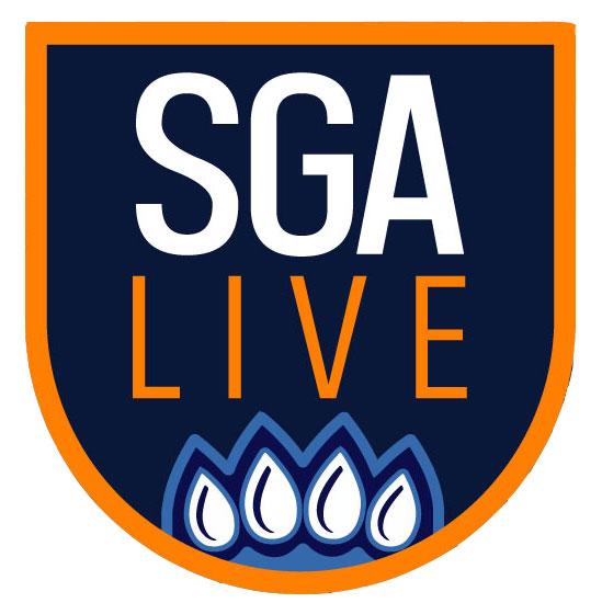 SGA Live logo