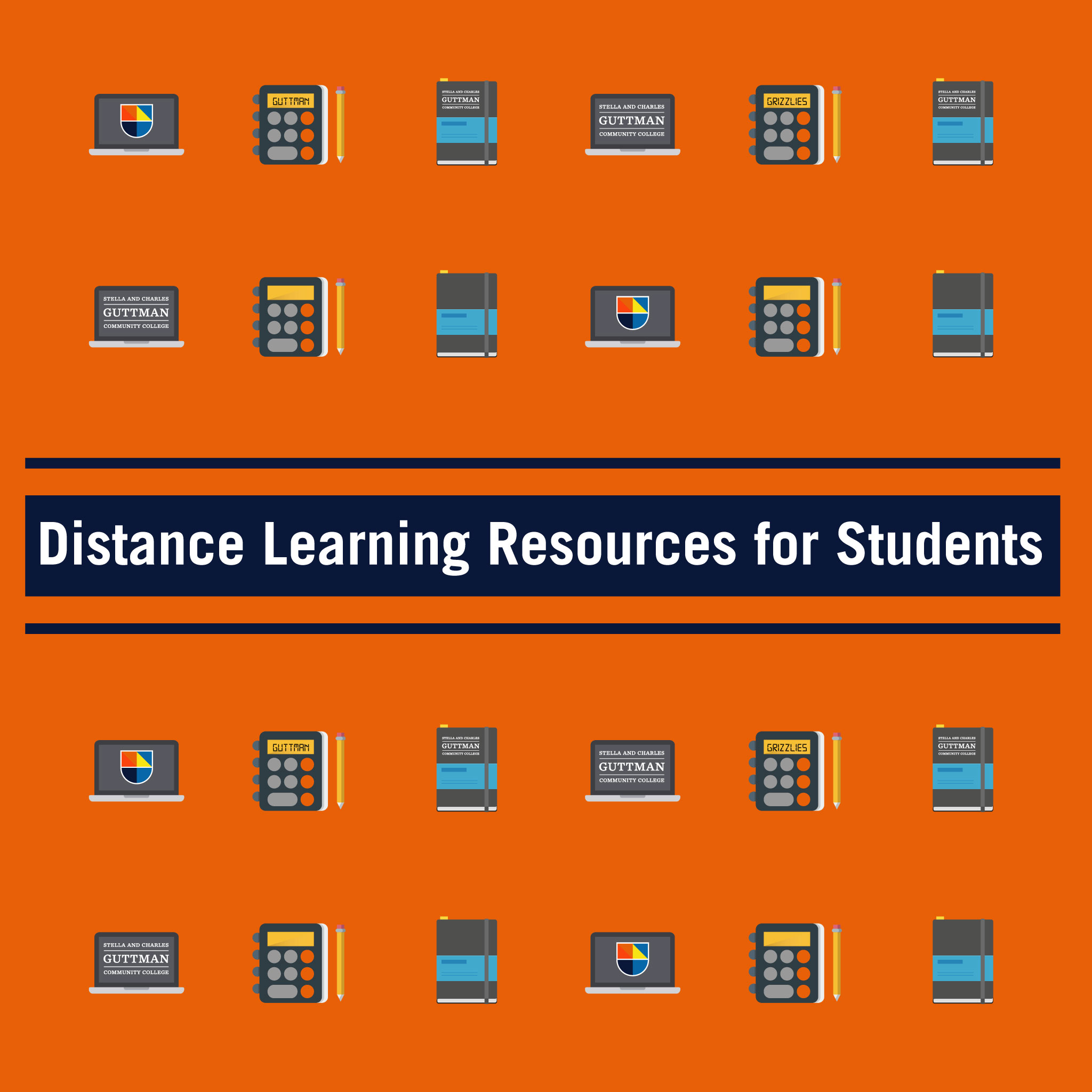 Distance Learning Resources for Students icon