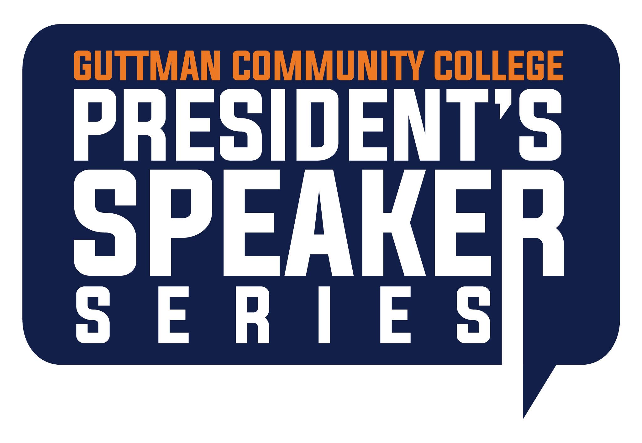 President's Speake Series logo