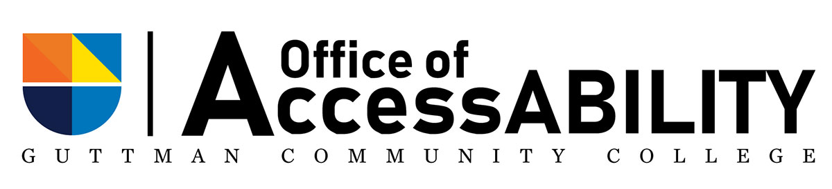 Office of Accessability Services logo