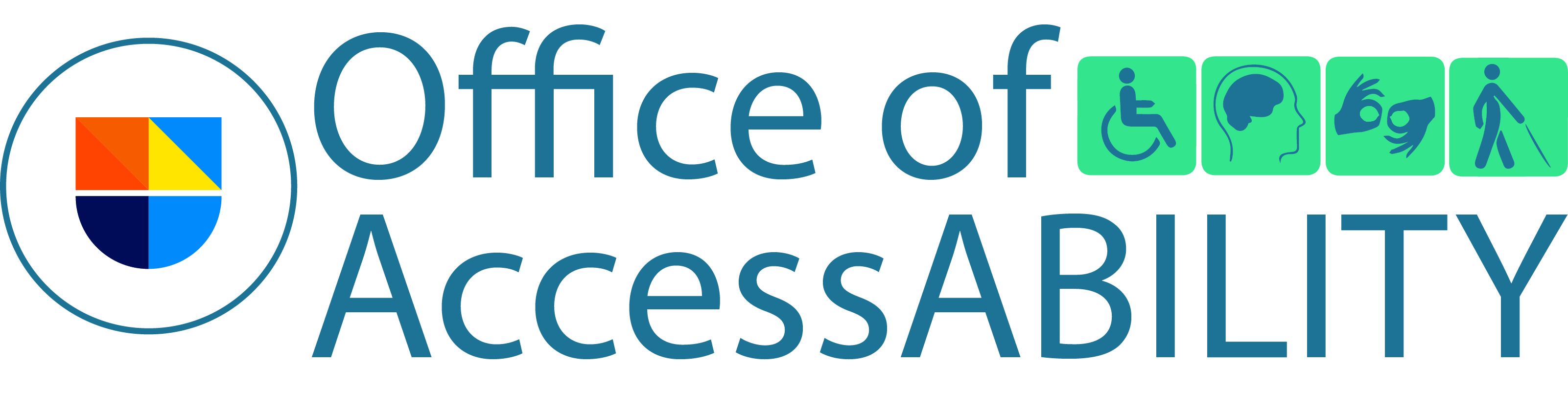 Office of AccessABILITY logo