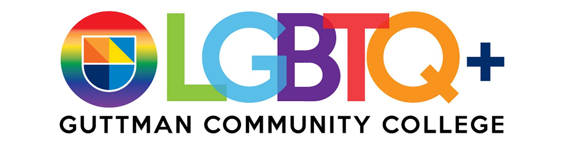 Guttman LGBTQ logo