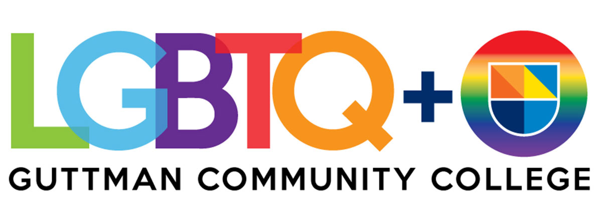 LGBTQ History Month logo