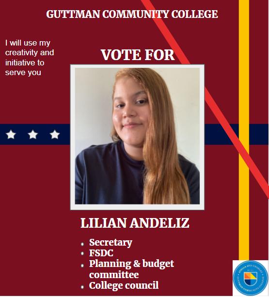 Lilian for Secretary