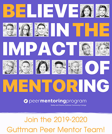 Believe in the Impact of Mentoring