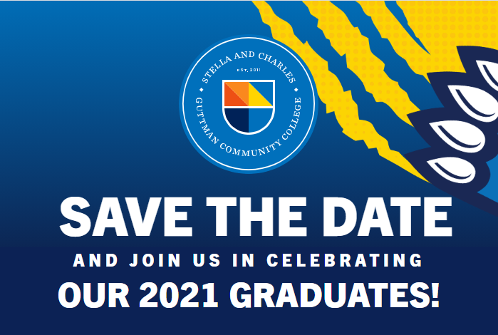 Save the Date for Salute to Graduates