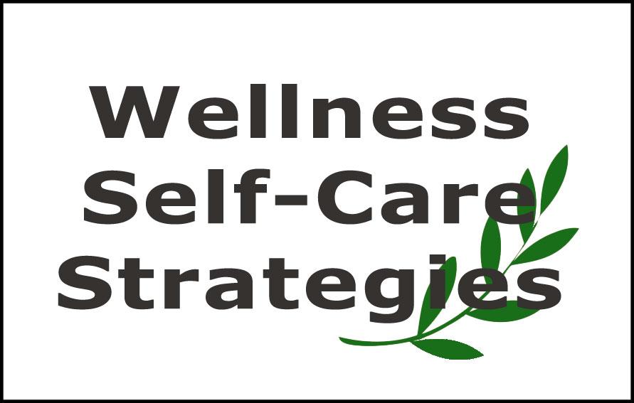 wellness self-care strategies
